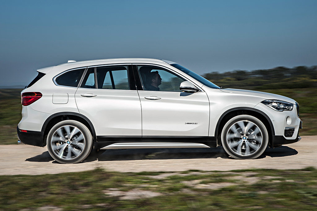 cars like BMW X1