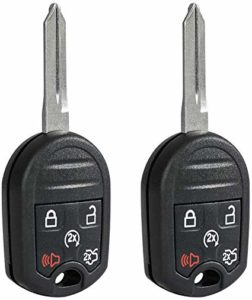 Review Car Key Fob Keyless Entry Remote Start fits Ford, Lincoln, Mercury