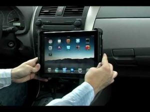 tablet bracket for car