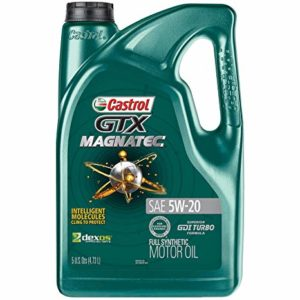 Castrol MAGNATEC 5W-20 Full Synthetic Motor Oil