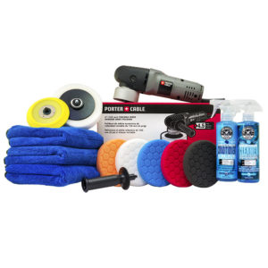 car polishers, polishing tools,  watch polishing kits
