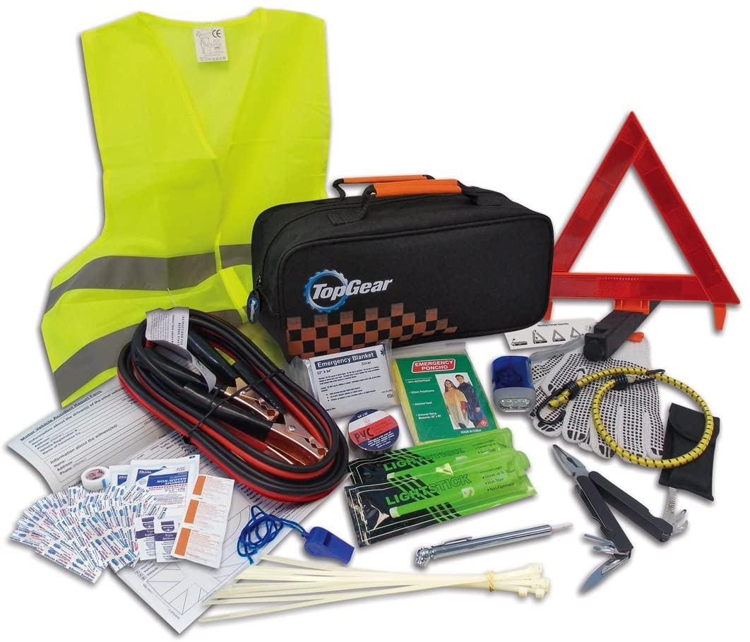 best car emergency kits, best store to find emergency car kits