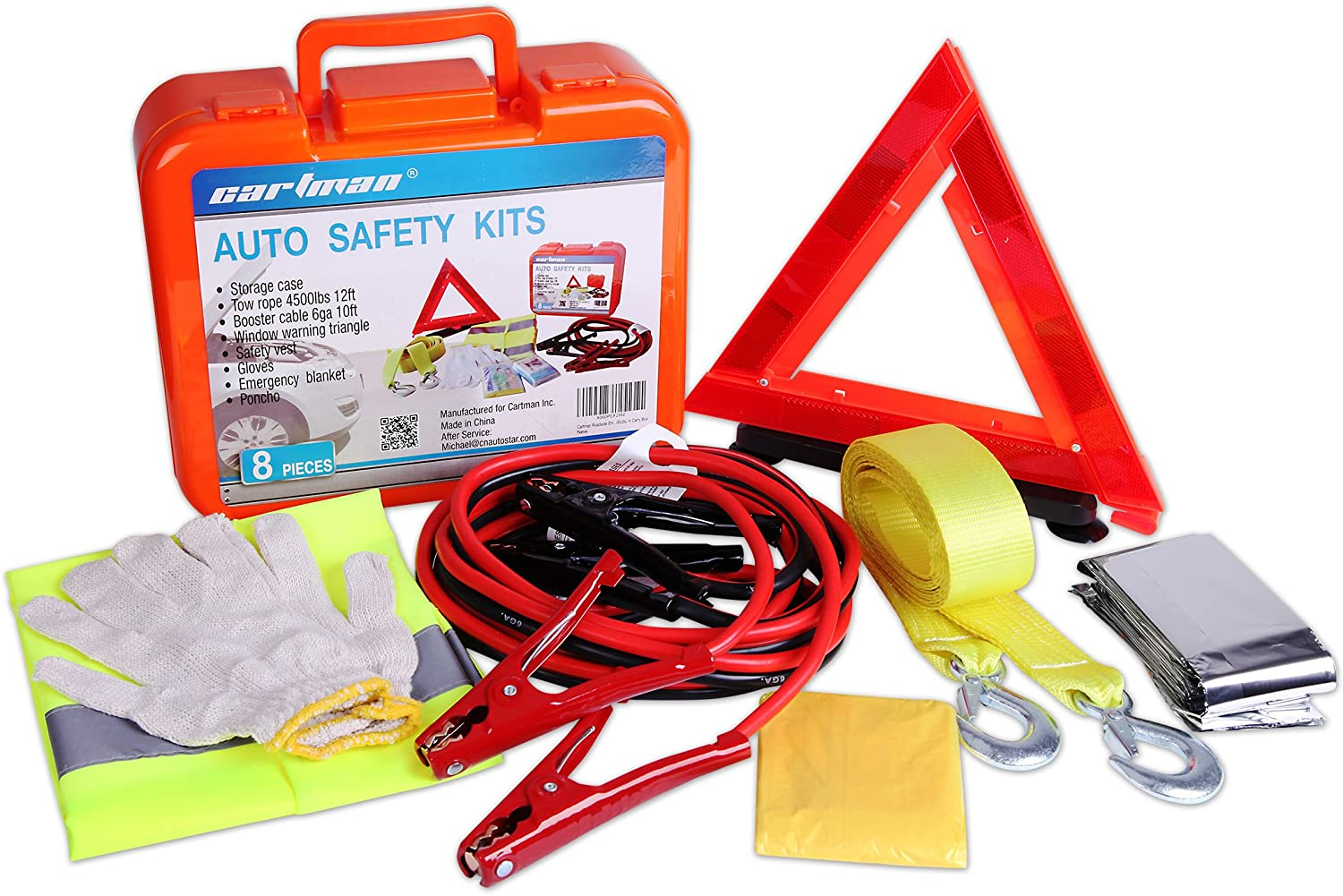 best emergency car kits reviews, 15 best car emergency kits