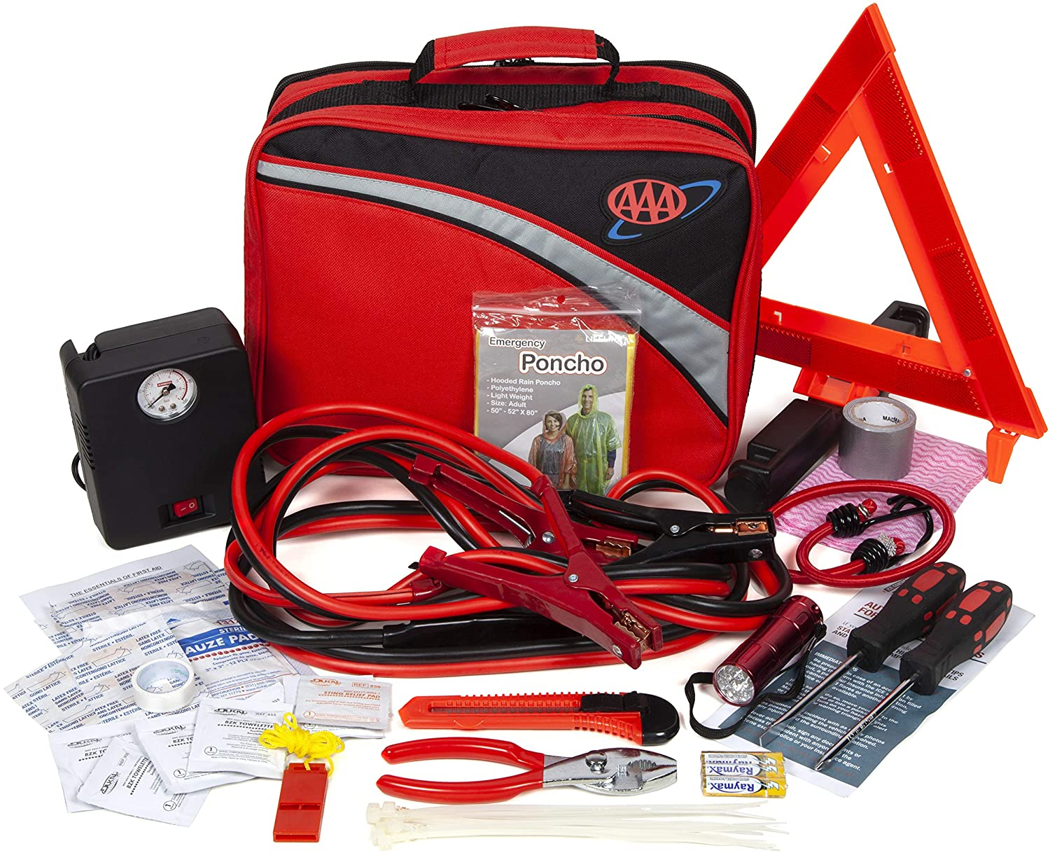 car kits for sale, best roadside emergency kit