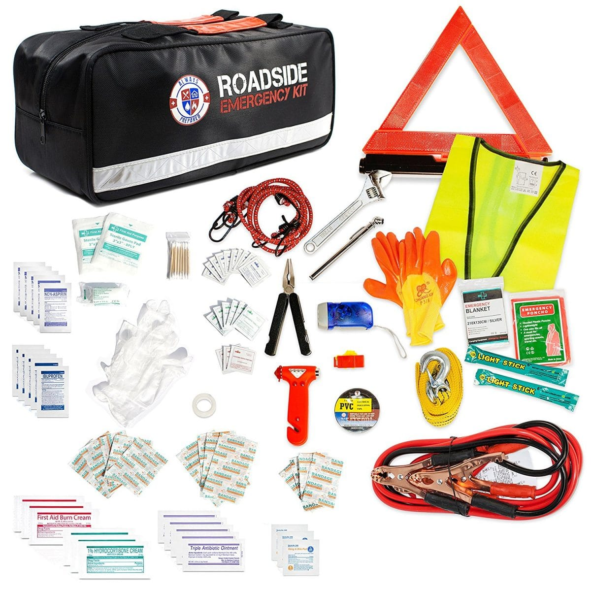 best emergency car kits for, best premade summer emergency car kits
