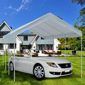 double carport, car canopy Tent, two car carport, carport frame